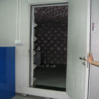 泛德声学 为美国天合汽车(TRW)设计建造半消声室 半消音室