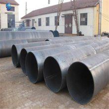 乾胜牌丁字焊管 碳钢板卷管 1800卷制钢管 Q235B材质直缝焊管
