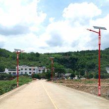 连州5米6米太阳能路灯厂家配置价格表【1168元】