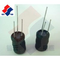厂家供应优质三脚电感6X8-1mH/100mH环保产品 品质保证 可以定做