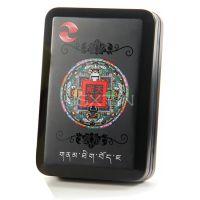 雅安藏茶马口铁盒 烟脂粉铁盒 香烟包装盒