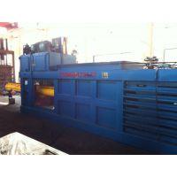 江阴100吨半自动废纸打包机价格是多少?