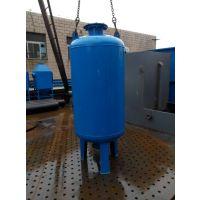 内蒙古定压补水气压罐压力罐囊式补水罐厂家