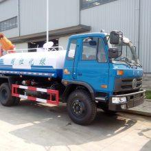 东风145型10吨园林绿化打药车价格
