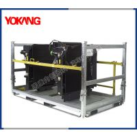 汽车物料周转架 零部件仓储铁架 汽配运输料架 钢制高承重料架