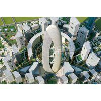 深圳品筑模型阿布扎比X计划1:250国际高品质专业沙盘建筑房地产模型制作