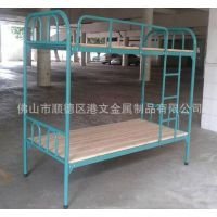 佛山港文金属家具床底柜,加固铁床订制厂家特卖