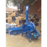 低喷青贮饲料加工铡草机 高效牛羊饲料自动铡草机