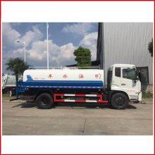 小型管道疏通车5吨高压清洗车图片