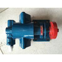 盛唐品牌厂家供应 KCB-55防爆齿轮油泵 铸铁微型小流量润滑油电动输送泵