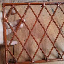 重型机械防护网 走道平台踩踏网 重型钢板网厂家