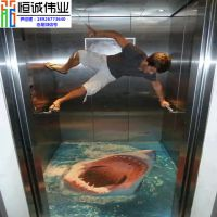 佛山瓷砖地板3D打印机 爱普生喷头万能uv平板打印机彩印设备
