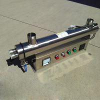 河南天润环保大功率不锈钢紫外线消毒器工业水处理过流式设备厂家加工