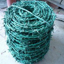 优质铁蒺藜护栏,刺绳围栏价格表,不锈钢刀片刺绳哪家好