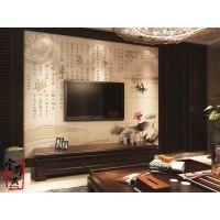 电视背景墙加盟/客厅背景墙代理/沙发背景墙经销