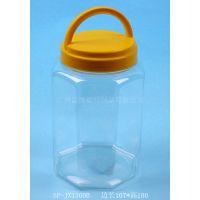 2015***潮的蜂蜜瓶 PET透明塑料瓶 1公斤密封瓶 防潮耐酸碱