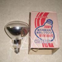 日本东芝TOSHIBA中国总代理RF110V180WHC200W形机器灯泡