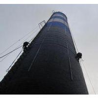汉源县锅炉烟囱维修加固【价格公道】公司 烟囱加固欢迎您