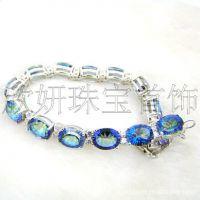 925纯银饰品 珠宝首饰 天然水晶   水晶饰品 天然水晶工艺品