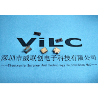 立贴Micro 5p母座 无定位脚180度SMT USB