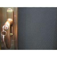 沿海地区专用门窗防护网 304不锈钢窗纱 耐腐蚀金刚网【河北跃强】