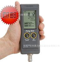 赛力威代理哈纳HI99131 便携式pH/温度测定仪【电镀行业】
