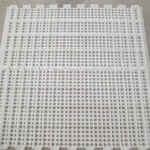 厂家直销白色纯原料塑料漏粪地板鸡地板塑料网床