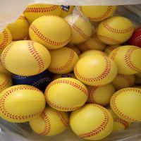 兴宏发直供PU发泡玩具球/异形发泡多尺寸光面/棒球,定型发泡球