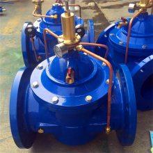 铸钢600X-10/16/25C DN100 电动阀门的维修 代理加工生产 水力控制阀