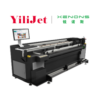 呼和浩特XENONS|锐诺斯工业级压电式打印头M2000灯布UV平板打印机