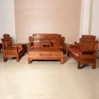 河南红木家具-亿诺红木家具厂-财源滚滚沙发-13923084669