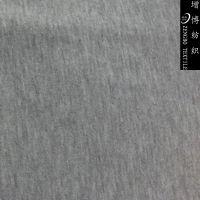 现货供应各种规格的TC麻灰汗布 全棉麻灰汗布 针织面料
