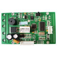 智攀科技电梯刷卡控制ZP-ZP-IC1T-H绿总控型产品