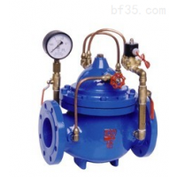铸钢600X-10/16/25C DN125 昆明600x水力电动控制阀,水泵全自动液位控制器,