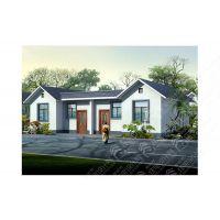 新农村一层独栋住宅,别墅设计图纸