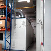 风机噪声治理 德国伦茨(上海)传动系统有限公司大型风机、喷漆线降噪工程 噪音治理 消声器