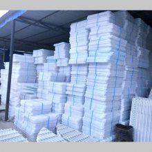 污水池强化型塑料淋水网格填料哪里有 厚3cm 尺寸815见方 河北华强