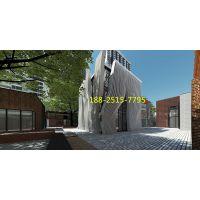 体育馆异形鋁單板-幕墙造型鋁單板专业生产厂家