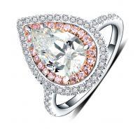 珠宝首饰加工厂 K金钻石首饰设计定制 广州正东珠宝 高端首饰私人订制