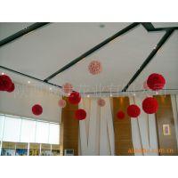 批发供应仿真花球 装饰花球 室内外装饰工程 花球批发