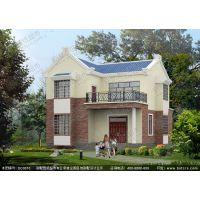 10万左右农村自建房设计二层小别墅设计图纸