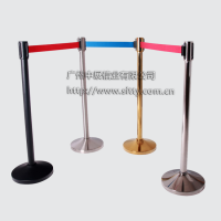 专业生产SITTY斯迪92.5190H砂光不锈钢栏杆座/活动围栏/隔离栏杆座