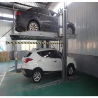 合肥简易2层停车库|简易升降停车库|智能停车设备厂家济南隆发机械