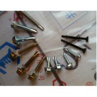 厂家批发 大量供应钉子 螺栓 各类家装建材零件