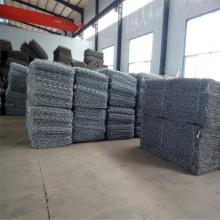 护坡石笼网筐 护坡铁丝网销售 江苏格宾网