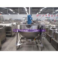 JCG500L型全自动夹层锅制造商
