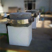 传统杂粮磨浆机效果 章丘高效研磨机 文轩小型燕麦石磨机