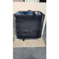 供应久保田588/688收割机大孔低温水箱散热器