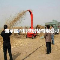 花生藤粉碎机 富兴红薯羊铡草揉丝机 玉米秸秆粉碎机价格