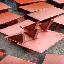 乾胜牌碳钢水平滑动支座DN400 保温水平滑动支座生产厂家 河北盐山